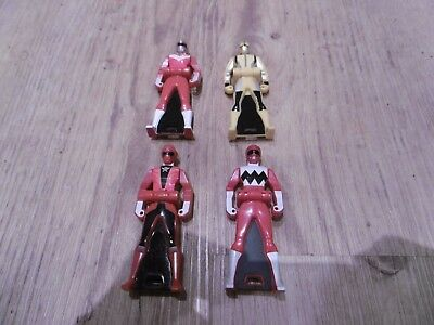 Super Sentai Gokaiger Keys * Gokai Red * VulEagle * GingaRed * Go-Busters Yellow