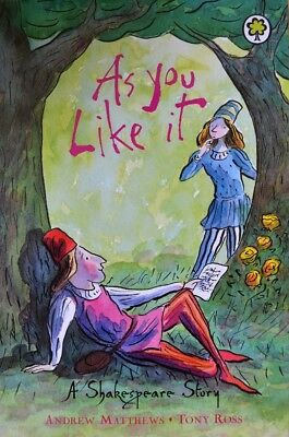 As You Like It by William Shakespeare [Paperback]