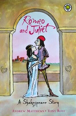 Romeo and Juliet by William Shakespeare [Paperback]