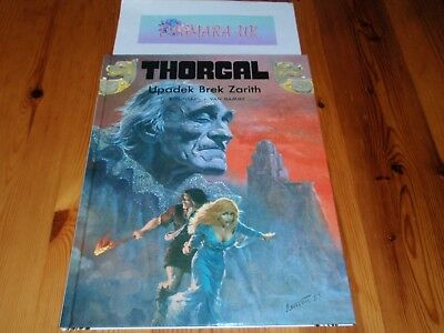 *New Polish Book* Thorgal, tom 6 - Upadek Brek Zarith *komiks*