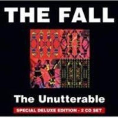 Fall : The Unutterable Plus CD***NEW***