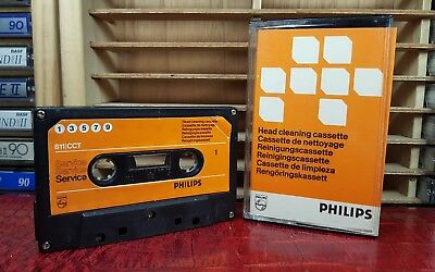 PHILIPS 881/CCT : Vintage Cassette Head Cleaner