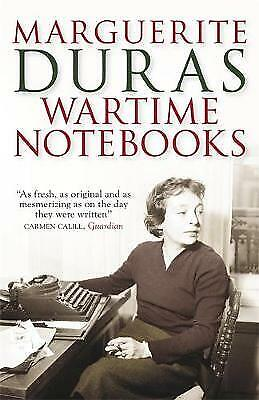 Wartime Notebooks by Marguerite Duras (Paperback) New Book