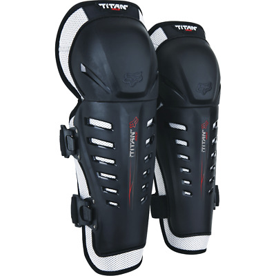 Fox TITAN RACE KNEE/SHIN GRD, One Size