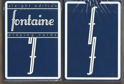 1 DECK Fontaine Sleight Edition playing cards FREE USA SHIPPING