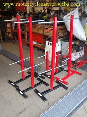 Motorcycle Wheels Stand/pit/race Tree Stand