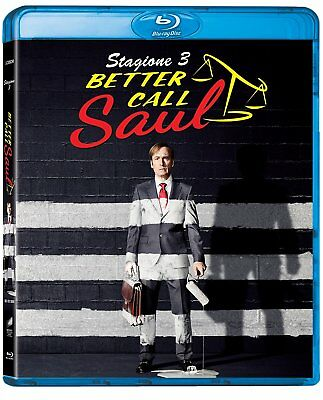 Better Call Saul - Stagione 03 (3 Blu-Ray) SONY PICTURES
