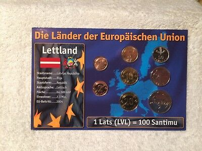 KMS Lettland Lats