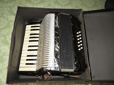 Vintage FRONTALINI ACCORDION with case