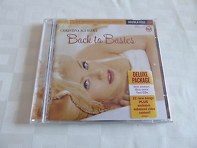 Christina Aguilera - Back To Basics - Deluxe Package - 22 new songs - 2006