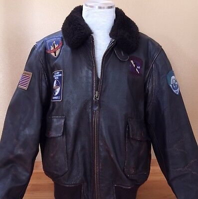 THE 6TH DAY - ARNOLD SCHWARZENEGGER Screen Worn Movie Prop Costume Flight Jacket