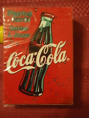 Coca Cola Coke Playing Cards (8 Boxes)