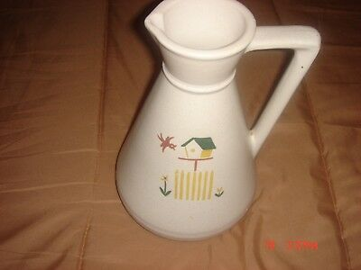 "Stoneware - Monmouth Pitcher - 10"" tall"
