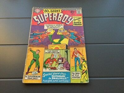 Superboy # 129  80 page Giant Comic.