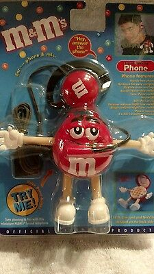 M&M's Actual Working Phone