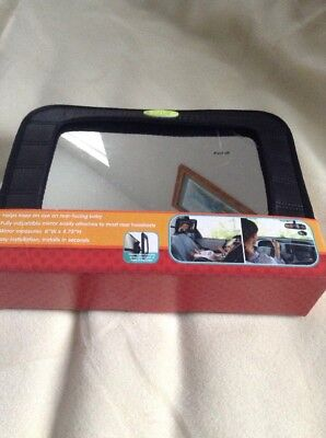 Nuby Back Car Seat Baby View Mirror