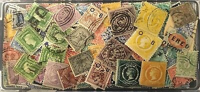 Australian States - mixed selection of New South Wales - NSW State stamps - Used
