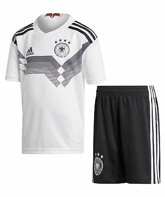"adidas Performance Kinder Trikot-Set ""DFB Minikit Home WM 2018"" NEU"