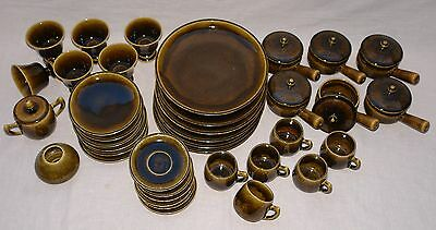 Celadon Dinner Set Complete Setting for 6 (50 pieces) Will pack for courier p/u