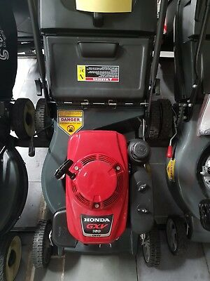 19-Inch Deck, Coverstates, Honda GXV160, Alloy Base Push Mower