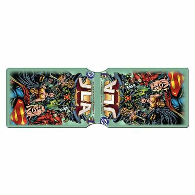 Official Licensed DC Comics Justice League Superheroes Card Holder