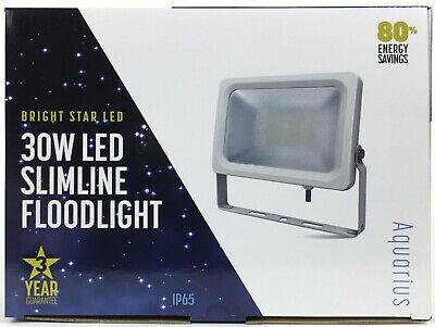 LED Work Light Site Floodlight Security Outdoor Light 240V Waterproof IP65