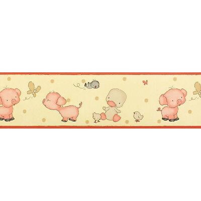 COUNTING NUMBERS NURSERY KIDS BOYS GIRLS CHILDRENS WALLPAPER BORDER NEW 271805