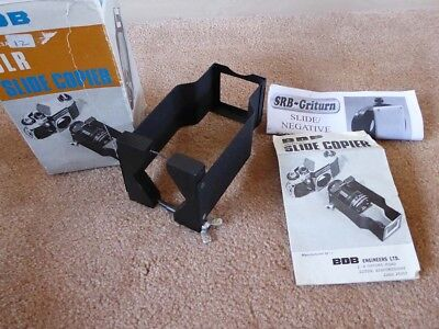 Bdb Slide Copier Frame - Boxed With Instructions(#11521698)