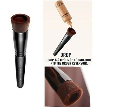 Bare Minerals Black Perfecting Face Brush for Liquid Foundation Free Postage