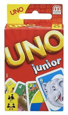 Uno Junior Card Game 52456