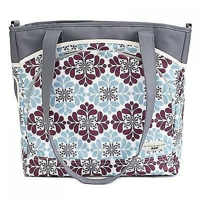 JJ Cole Mode Diaper Tote Bag - Mulberry Patch JMMMP