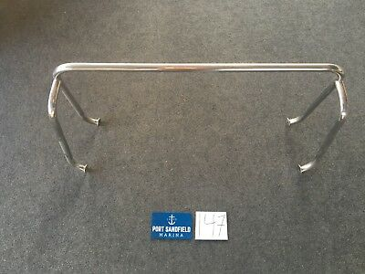 Marine Center Console Railing For Boat Applications