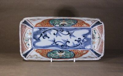 Antique Chinese Rectangular Dish plate