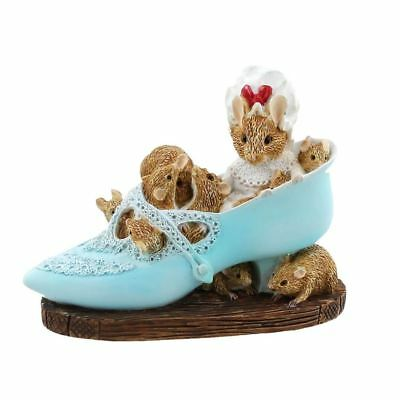 Official Licensed Beatrix Potter Old Woman Who Lived In a Shoe Mini Figurine