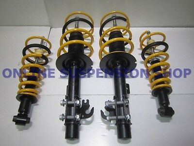 Suits Commodore VF Ute KING Spring FORMULA Std Height Suspension Package