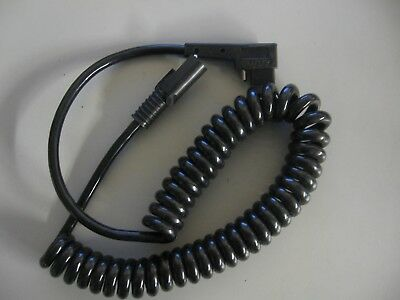 "Graflex Brand Synch Cord for Graphlex Flash male ""AC"" fitting to female ""bipole"""