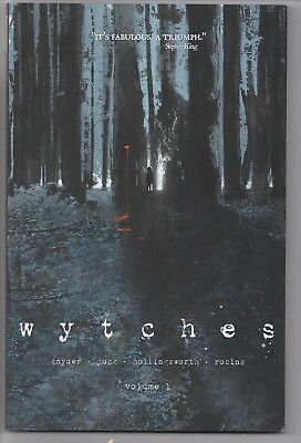 Wytches Volume 1 First Printing Paperback Graphic Novel