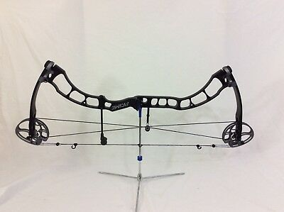 New Prime Alloy Compound Bow Blackout Rh By G5 85000 Picclick