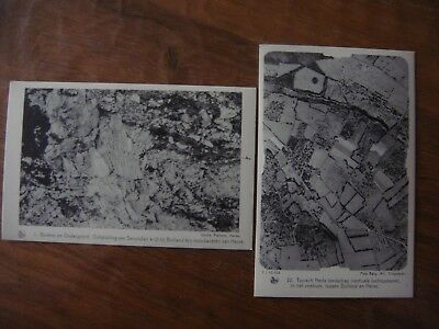 Lot de 2 cartes de BOLLAND HERVE