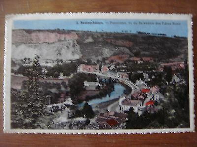 Lot de 2 cartes de REMOUCHAMPS ( Aywaille )