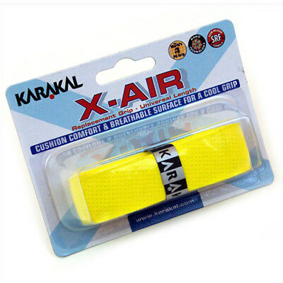 Karakal X-Air Replacement PU Grip Racquet Racket Badminton Tennis Squash Racketb