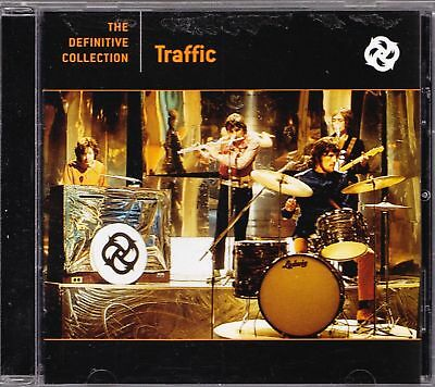 NEAR MINT Definitive Collection by Traffic (CD Mar-2007, Island (GREATEST HITS))