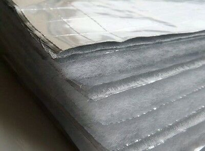 Roof, Loft, Wall Actis Multi Foil Insulation 10sqm 11 Layers