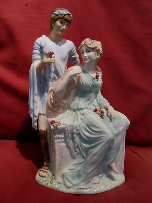"""Beautiful Limited Edition Wedgwood Figurine Classical Collection """"adoration"""""""
