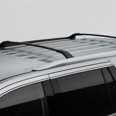 Gm Black Roof Rail Cross Bars 2015 2018 Tahoe Suburban