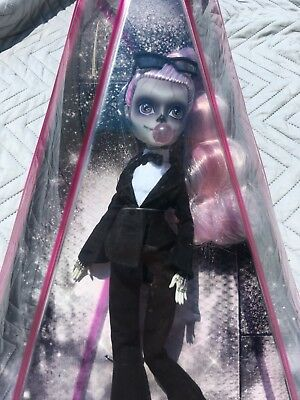 Super Rare Monster High Lady Gaga Zomby Doll Mint Condition New In Box
