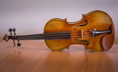 Violin Stradivari excellent sound and condition 4/4 with bow and case