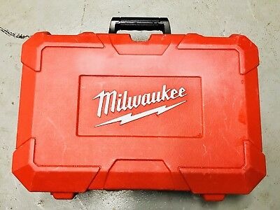 Milwaukee 2429 Sub-Compact Bandsaw Case Only