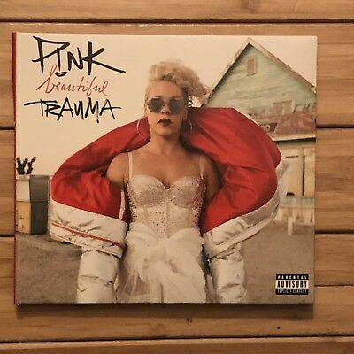 PINK - Beautiful Trauma CD - ft What About Us and Revenge EXPLICIT [PA]