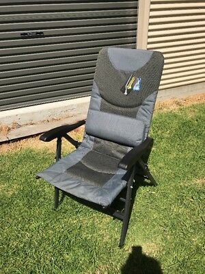 Hi Country 8 Position High Back Camp Chair